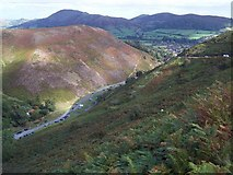 SO4494 : Carding Mill Valley From Burway Road by Geoff Pick