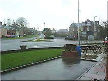 NT5247 : Rainy day in Lauder by Stanley Howe