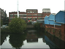 SP0786 : The old Typhoo Building by Carl Baker