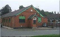 SJ9400 : Former Church Institute on Graiseley Lane by John M