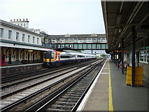 SU4519 : Eastleigh Railway Station by GaryReggae