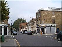 TQ2677 : Ashburnham Road, Chelsea by Derek Harper