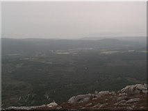 NH9305 : Aviemore for Carn Eilrig by John G Burns