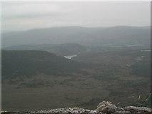 NH9305 : Loch an Eilein from Carn Eilrig by John G Burns