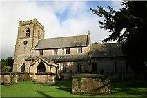 SK7460 : St.Andrew's church, Caunton by Richard Croft