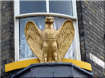 """TA0828 : The Sign of the """"Eagle"""" by David Wright"""