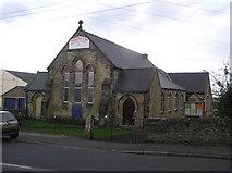 NZ1525 : Wesleyan Chapel (dated 1876) by Hugh Mortimer