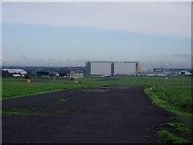SJ3464 : Airbus Factory, Broughton by Eirian Evans