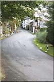 SX0276 : St. Kew village. by Robert Brindley