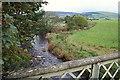 NJ5229 : Bridge over the Water of Bogie near Smithston by Des Colhoun