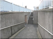 SH4862 : Approach to the Eagle's Underpass from Upper Pool Street by Eric Jones