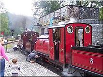 SH6441 : Steam Train by Ian Barker