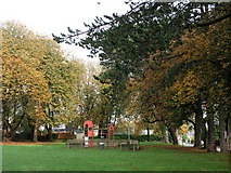 ST1273 : Grange Park, Wenvoe by Tony Hodge