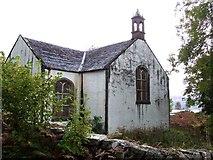 NM4339 : St. Ewan's church on Ulva by Rob Farrow