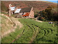 SO2631 : The Vision Farm, Capel-y-ffin by Philip Halling