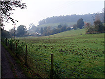 ST7693 : Looking towards Holywell by Linda Bailey