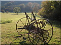 SO2630 : Old Hay Rake, The Vision Farm by Philip Halling