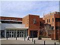NZ1952 : The Louisa Centre, Stanley by John Chamberlain