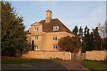 TF0733 : Folkingham Manor House by Richard Croft