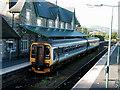 SH7401 : Machynlleth Station by John Lucas