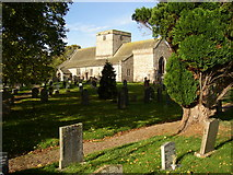 NY4826 : St Michael's Church, Barton by Humphrey Bolton