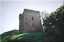 SK1482 : 11th Century Stone Keep by Darren Haddock