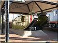 TR0042 : Tank in Ashford by Dave Skinner