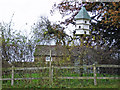 SJ9564 : Wincle - dovecote at Whitelee Farm by Mike Harris