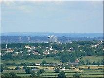 SU1484 : David Murray John Tower, Swindon by Brian Robert Marshall