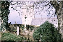 SX1156 : St Winnow Church by mike hancock