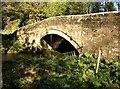NY6228 : Bridge over Milburn Beck, Newbiggin by Humphrey Bolton