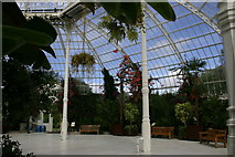 SJ3787 : Liverpool Sefton Park Palm House by Alan Pennington