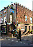 TQ4210 : Gardener's Arms, Cliffe High Street by Simon Carey