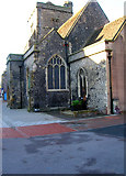 TQ4210 : St Thomas a Becket Church, Cliffe High Street by Simon Carey