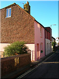 TQ4210 : Cottages, South Street by Simon Carey