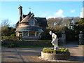 SX5747 : Eastern Lodge, Membland by Derek Harper