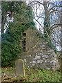NJ5509 : St Marnoch/St Marnan - Leochel Church by C Page