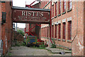 SK5640 : Ristes Motor Co Ltd by Alan Murray-Rust