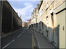 SP0202 : Park Street, Cirencester by Tony Woodward
