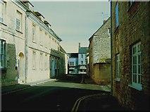 SP0202 : Thomas Street, Cirencester by Tony Woodward