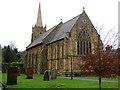 NY6665 : Greenhead, St Cuthbert's Church by Bill Henderson