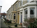 NZ3669 : Latimer Street, Tynemouth by Chris Heaton