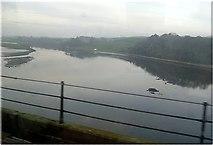 NT9953 : River Tweed by Stanley Howe