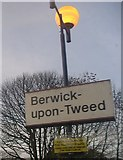 NT9953 : Berwick-upon-Tweed by Stanley Howe