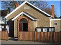TL3966 : Village Institute, High Street, Longstanton by RedCitrus