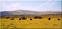 SN1329 : Stone Circle Gors Fawr by Gordon Hatton