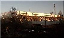 NT2774 : Meadowbank Stadium. by Stanley Howe