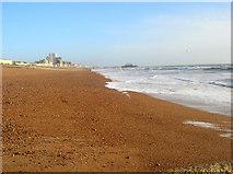 TQ2904 : Hove Beach by Simon Carey