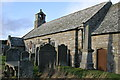 NY8989 : St Cuthbert's Church, Corsenside by Phil Thirkell