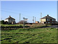 TM0461 : Houses at the T Junction by Dave King